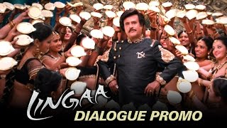 Lingaa (Hindi) | Dialogue Promo | ft. Rajinikanth