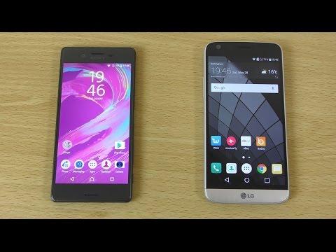 Sony Xperia X vs LG G5 - Full Review (4K)