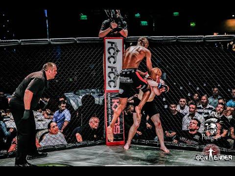 FCC 10: Flyweight Bout - Coner Hignett VS Dominic Wooding
