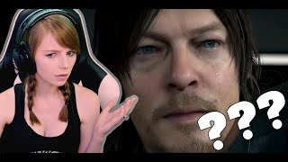 REACTION: DEATH STRANDING OFFICIAL RELEASE DATE TRAILER