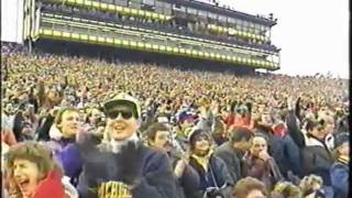 Bo's final season: Michigan Replay - 1989