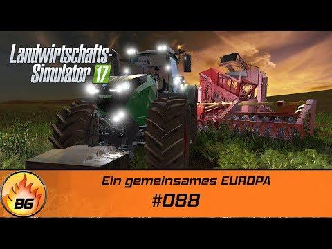 LS17 - Hopfach #088 | Ein gemeinsames EUROPA | Let's Play [HD]