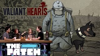 Valiant Hearts: War is Puzzling - The Patch Game Club