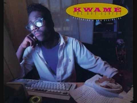 Kwamé---Sweet Thing