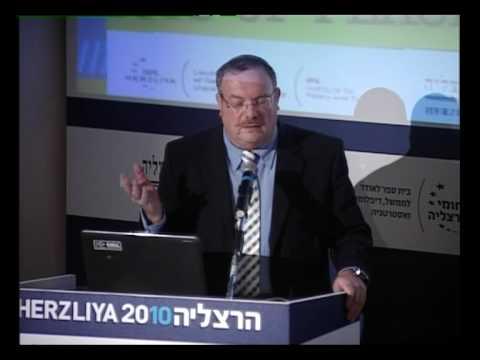 Daniel Hershkowitz Israel's R&D Infrastructures