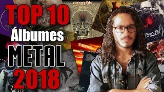 TOP 10: ÁLBUMES METAL 2018