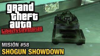 GTA Liberty City Stories - Misión #58 - Shogun Showdown (Español/Sin Comentario - PCSX2)