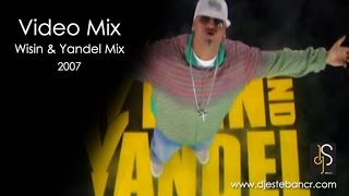 DJ Esteban - Wisin & Yandel Mix (2007)