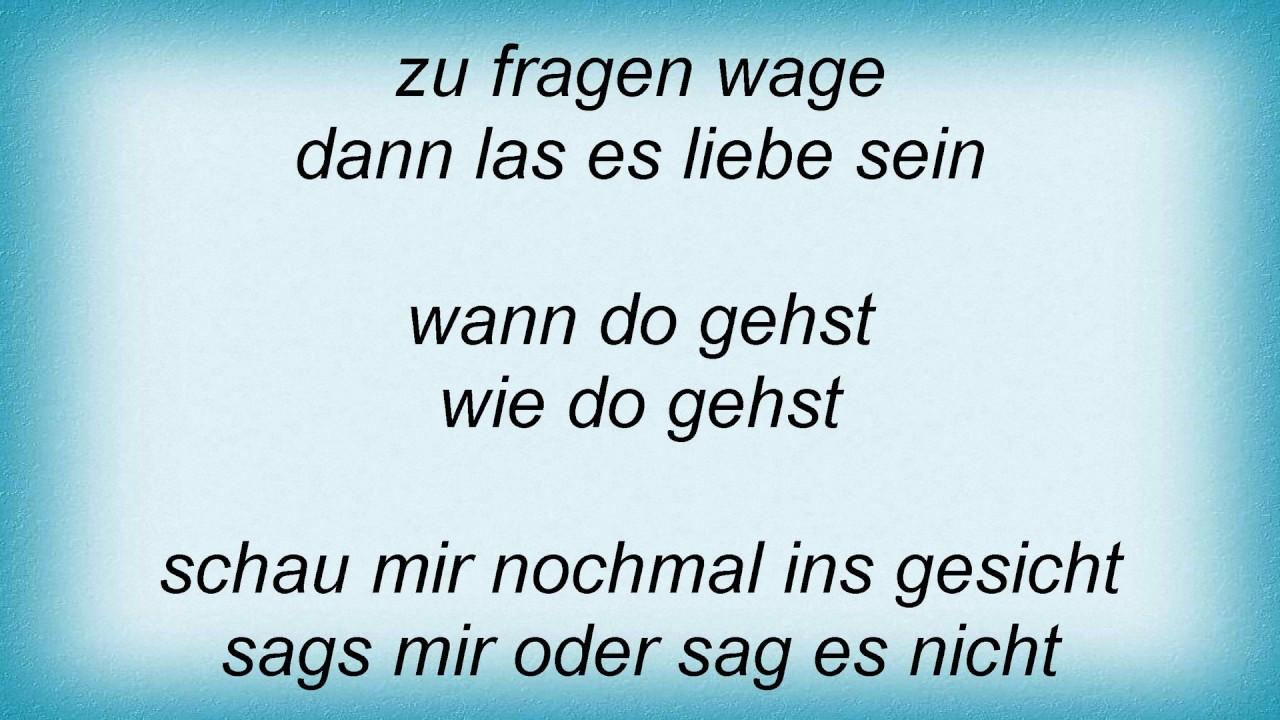 Rosenstolz - Liebe Ist Alles Lyrics - YouTube
