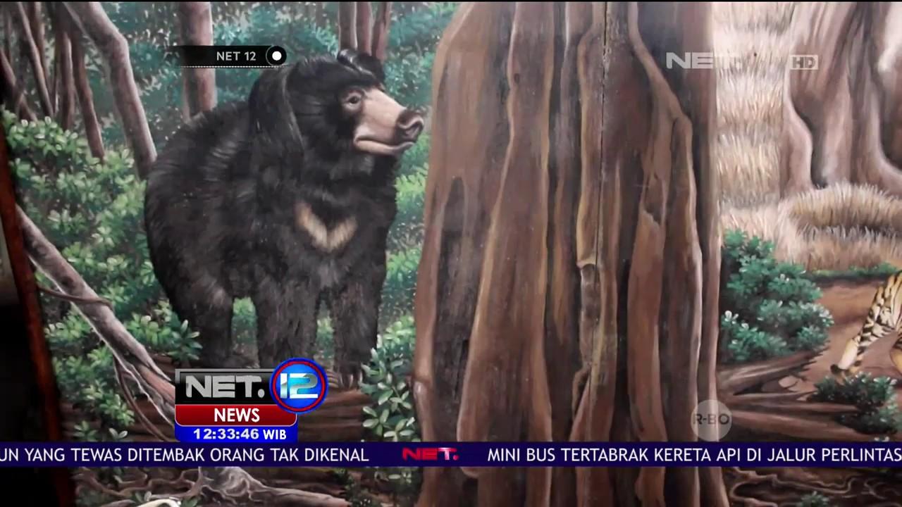 Inilah Wisata Edukasi Konservasi Beruang Madu Terbaik Se Asia Di Balikpapan Net 12