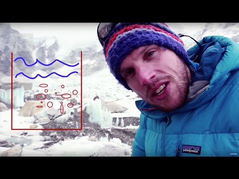 What temperature does water boil at on Everest? - Live Experiments (Ep 31) - Head Squeeze