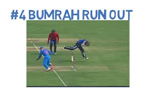 TOP UNBELIEVABLE DIRECT HIT RUN OUT IN CRICKET HISTORY -  BEST FUNNY RUN OUTS IN CRICKET -