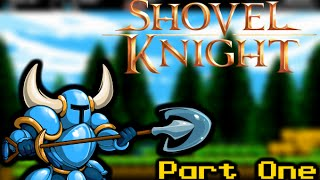 Shovel Knight | Part 1 | Space Opera Symphony