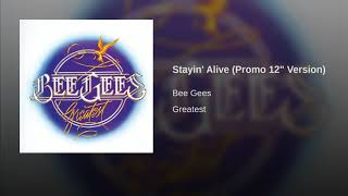 Cover images Bee Gees - Stayin' Alive (Remastered)