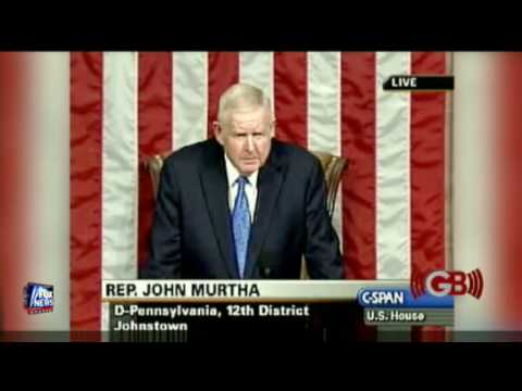 Rep. John Murtha A Beck Case Study