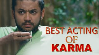 Diễn xuất xuất sắc nhất của Karma Shakya | Phim Cảnh Hay Nhất | Resham Filili | Vinay Sharestha | Kameshor