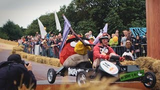 Angry Birds Red Bull Soapbox Race Wrap up!