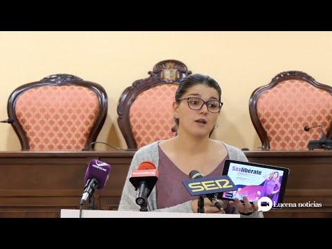 """VÍDEO: Mamen Beato presenta la primera edición del taller de educación para la diversidad """"Sexlibérate"""""""