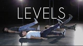 NICK JONAS - Levels | Kyle Hanagami Choreography