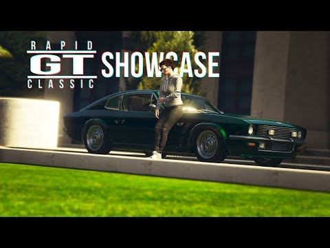 Rapid GT Classic Showcase (GTA V Cinematic)