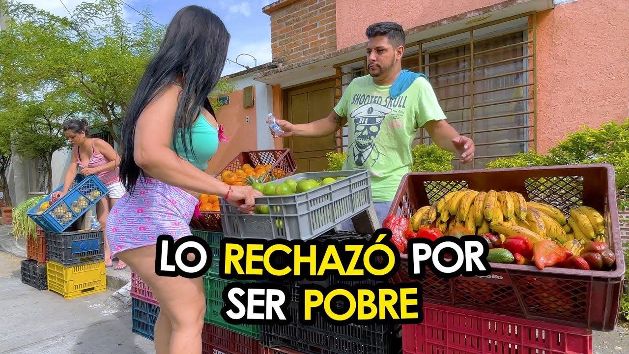 LO RECHAZÓ POR SER POBRE   JUAN SEBASTIÁN HERRERA