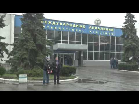 Russian Forces Patrol Crimea Airports