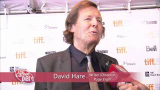 'Page Eight' - Bill Nighy at the Toronto Film Festival 2011