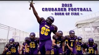 UMHB 2015 Football Intro: Born of Fire