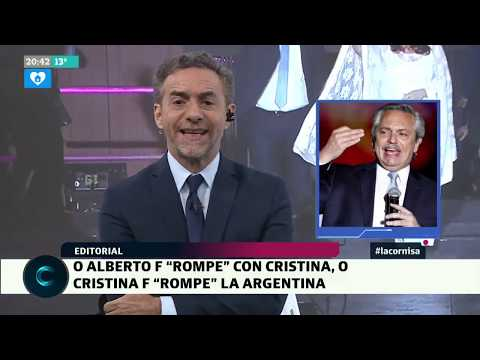 Majul incontenible amenazó al presidente