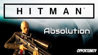 Hitman | Absolution | Sapienza Opportunity | Xbox One