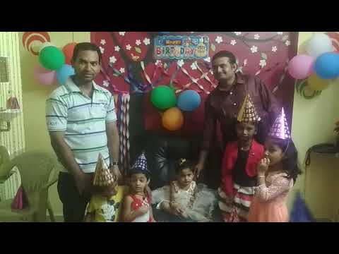 Kaarya's 2nd Birthday Celebration