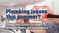 3 Common Summer Plumbing Issues