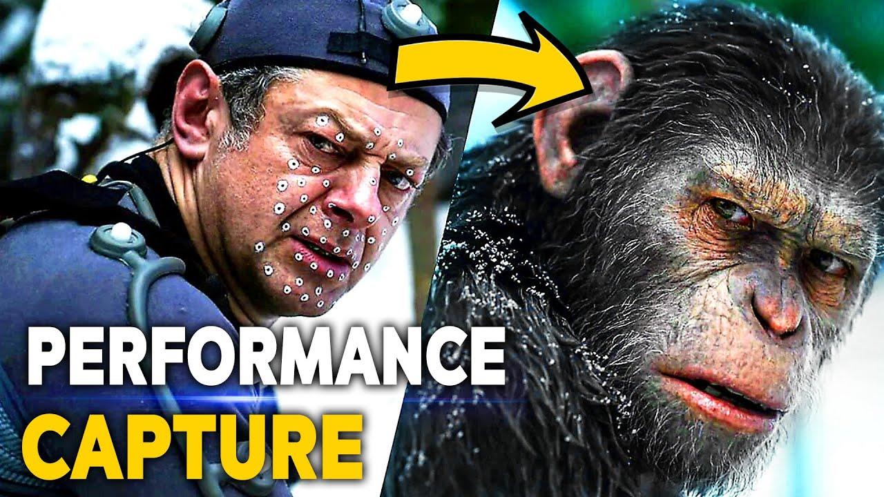 La Performance Capture un art à part entière