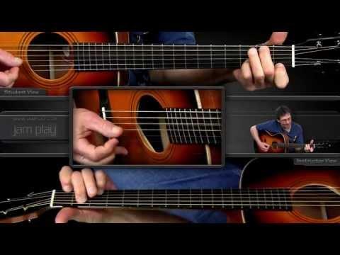Blues Guitar Lesson - The Piedmont Style