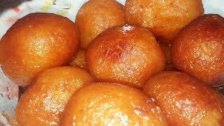 Tasty Bread Gulab Jamun Recipe Very Easy (Very Easy!!!!)