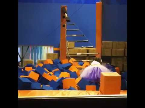 Adventures At Sky Zone!