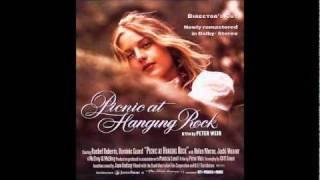 Picnic at Hanging Rock - theme soundtrack - Gheorghe Zamfir
