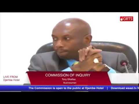 Full Coverage Of The 36TH Sitting Of The Gambia Commission Of Enquiry