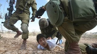 Terrorism the Palestinians have to endure is horrifying!