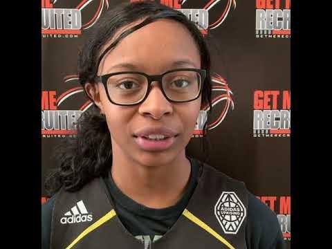 Te'Keyah Bland (Carolina All-Stars/Horton Middle/Pittsboro, NC) 2023 6'0 C