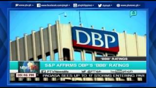 [NewsLife] S&P affirms DBP