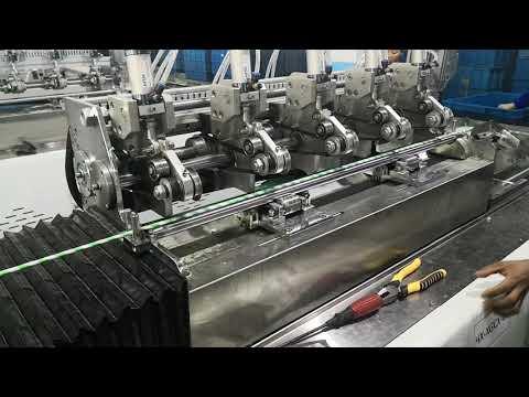 Ce Certification Paper Drinking Straw Machine Manufacturer