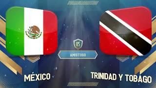 México 2-0 Trinidad y Tobago | Fut Azteca