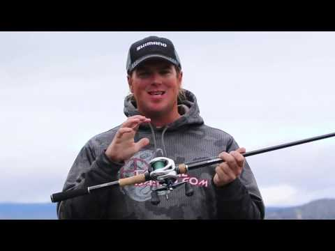 b10f7862099 Shimano Tranx Review For Musky: Sleek, Elegant, Ultra Powerful Muskie  Fishing Reel!