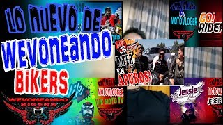 LOS MEJORES MOTOVLOGUERS // NUEVO INTRO WBikers
