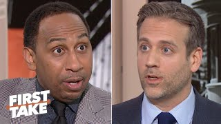 First Take reacts to the NBA season possibly being suspended due to the coronavirus