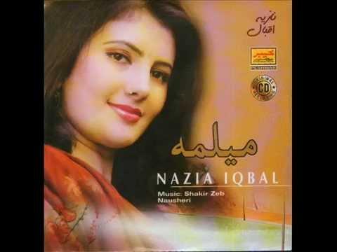 Nazia Iqbal New Pashto Tapey 2015 - Armani thumbnail