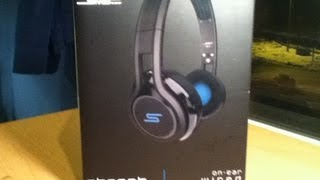 review sms audio on ear wired