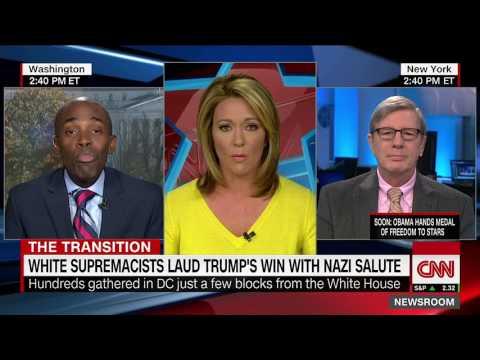 White Guy Says NWord On Live TV