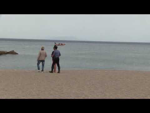 Furnari, il mare inghiotte una pensionata